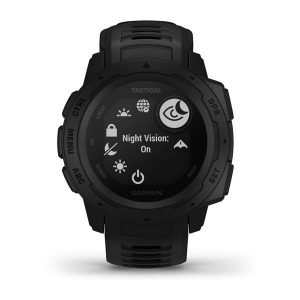 Relógio Garmin Instinct Tactical Edition