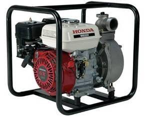 Moto-Bomba HONDA WB20