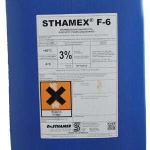 Espumífero STHAMEX F-6 3%