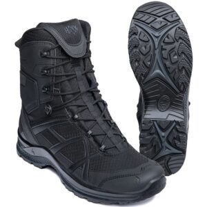 Par Botas BLACK EAGLE ATHLETIC 2.0 T HIGH BLACK - COM FECHO LATERAL
