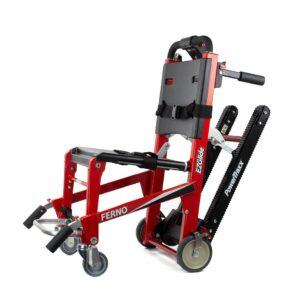 Cadeira de rodas EZ-Glide com POWERTraxx