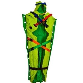 KIT FERNO EasyFiX L Ready2Go maca de vácuo verde