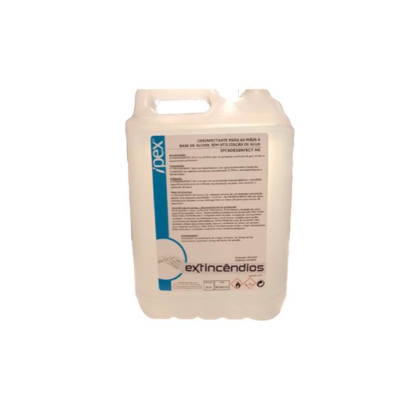 desinfectante 5l
