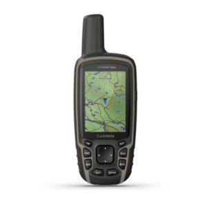Garmin GPSMAP 64sx c/ sensores de navegação