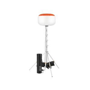 Balão de iluminação - Sirocco LED 50 000 lm